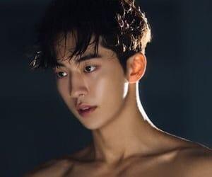 nam joo hyuk and weightlifting fairy image