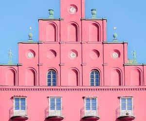 architecture, pink, and candyminimal image