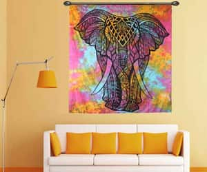 wall tapestry, modern tapestry, and tapestry stock image