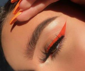 eyes, makeup, and ® image