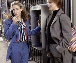 90s, fashion, and new york image