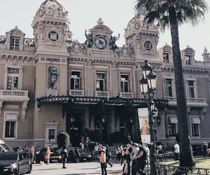 architecture, casino, and france image