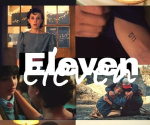el, eleven, and mike image