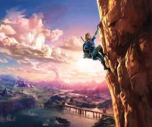 bridge, clouds, and game image