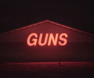 cool, photography, and guns image