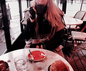 breakfast, fashion, and france image