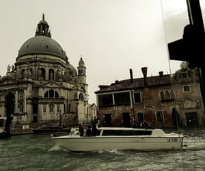 places, travel, and venice image