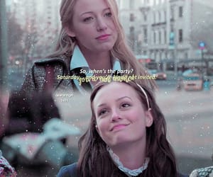 blake lively, gg, and nyc image