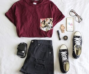 moda, outfits, and style image