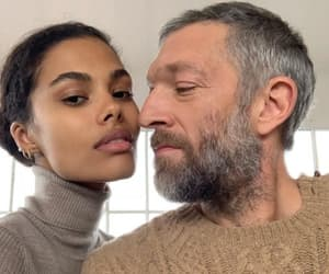 Vincent Cassel and tina kunakey image