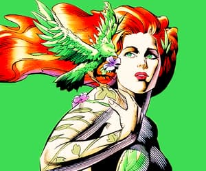 DC, poison ivy, and dc comics image