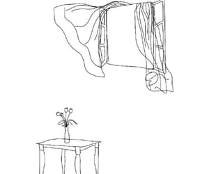 drawing, window, and wind image