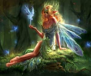 art, fantasy art, and water image