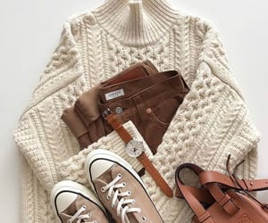 clothes, cozy, and fall image