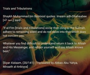 islam, quote, and sunnah image