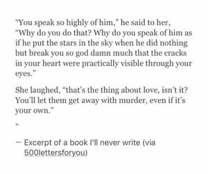 girl, quotes, and heartbreak image