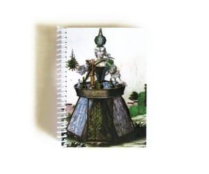 etsy, spiral notebook, and blank sketchbook image