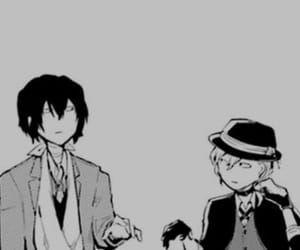 bsd, bungo stray dogs, and bungou stray dogs image