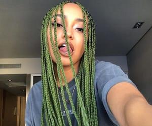 little mix, beauty, and braids image