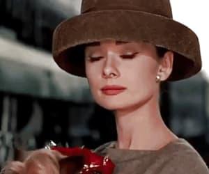 Audrey Hepburn | Breakfast at Tiffany (1954) | Gif by Andrea A Elisabeth ♛