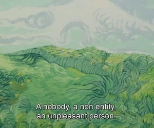 quote and loving vincent image