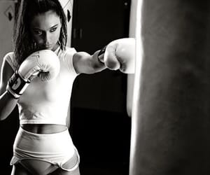 boxing, model, and love image
