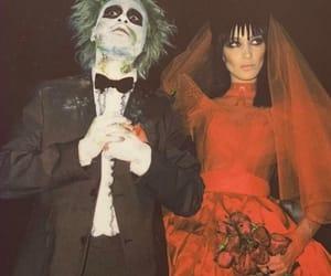bella hadid, Halloween, and the weeknd image