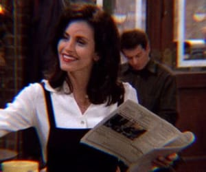 girl, monica geller, and 90s image