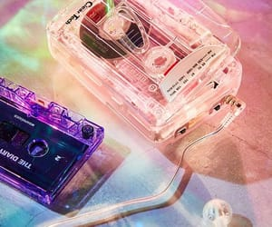 cassette, aesthetic, and grunge image