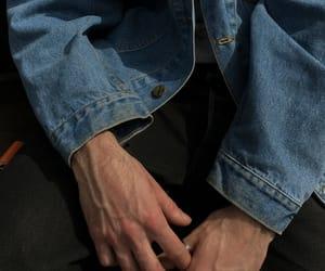 boy, hands, and veins image