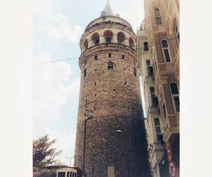 istanbul, galata, and turkey image