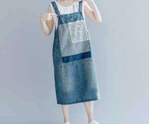 etsy, vintage dress, and maxi dresses image