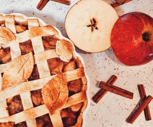 applepie, autumn, and baking image