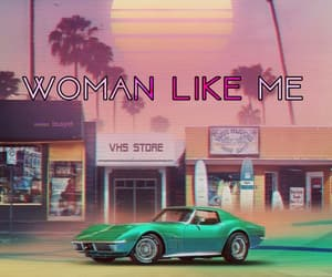 aesthetic, youtube, and woman like me image