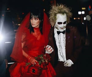 beetlejuice, costume, and costume party image