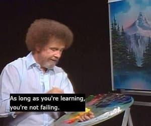 bob ross and fail image