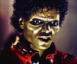 Halloween, michael jackson, and spooky image