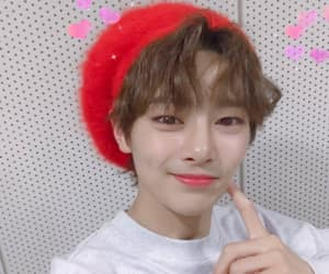 jeongin, stray kids, and kpop image
