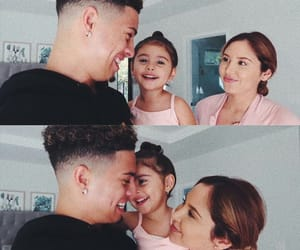 love, austin mcbroom, and catherine paiz image