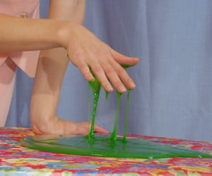 art, slime, and sticky image