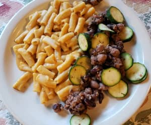 beans, dinner, and food image