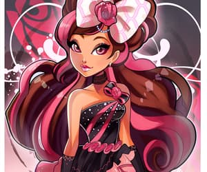 fanart, girl, and ever after high image