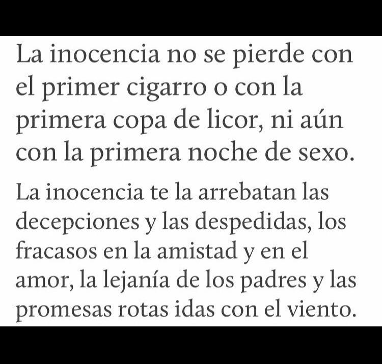 La Inocencia Shared By Mariana On We Heart It