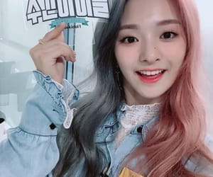 fromis_9, kpop, and nakyung image