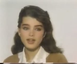 aesthetic, brooke shields, and model image