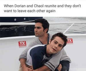 chaol, dorian, and tog image
