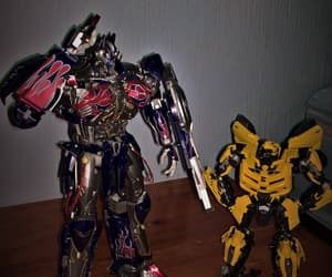 masterpiece, bumblebee, and the last knight image