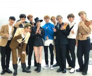 exo, boa, and kpop image