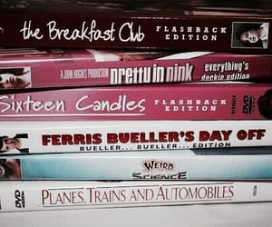 movies, 80s, and pretty in pink image