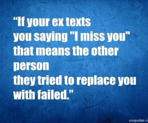 ex quotes, ex girlfriend quotes, and ex boyfriend quotes image